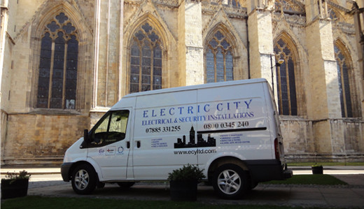 York electrician